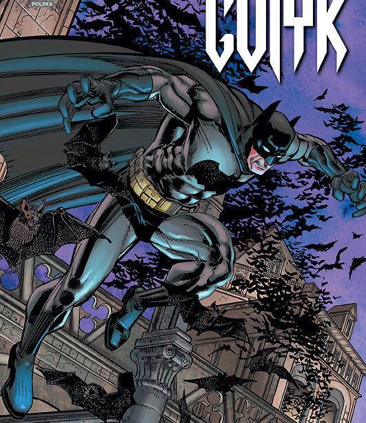 Batman. Gotyk