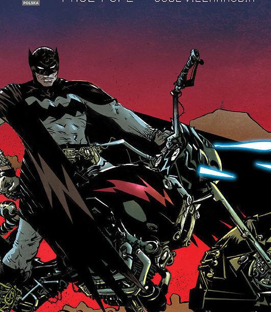 Batman. Rok setny