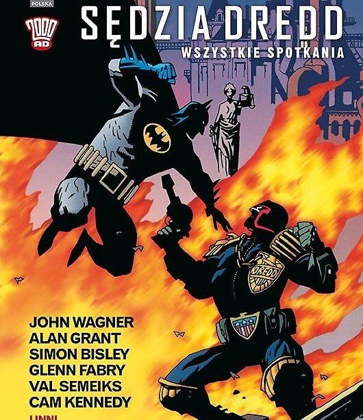 Batman/SÄ™dzia Dredd - Wszystkie spotkania
