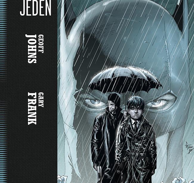 Batman. Ziemia jeden - tom 1