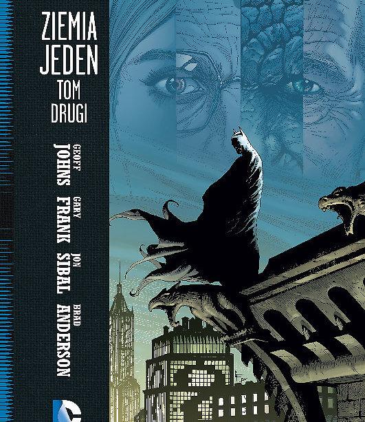 Batman. Ziemia jeden - tom 2