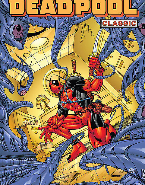 Deadpool Classic - tom 4