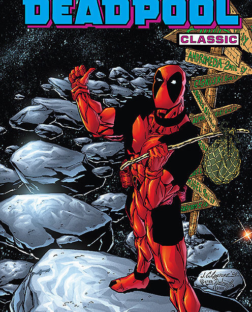 Deadpool Classic - tom 6