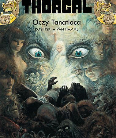 Thorgal - komiks - tom 11