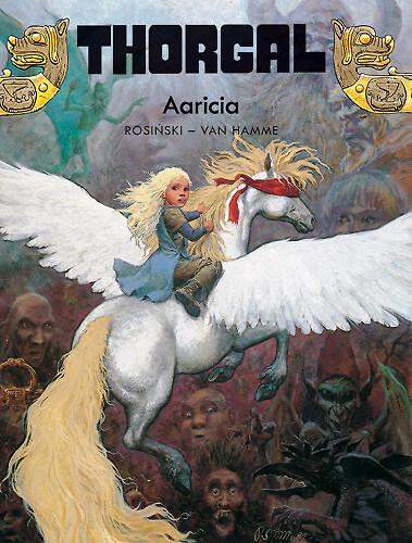 Thorgal - komiks - tom 14