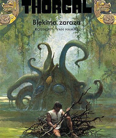 Thorgal - komiks - tom 25