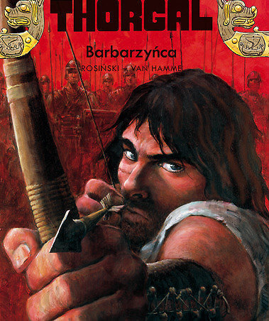 Thorgal - komiks - tom 27