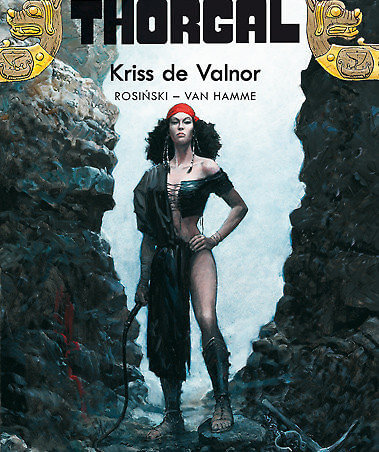 Thorgal - komiks - tom 28