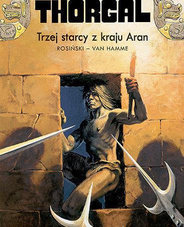 Thorgal - komiks - tom 3