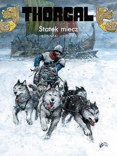 Thorgal - komiks - tom 33