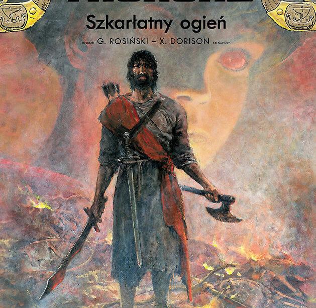 Thorgal - komiks - tom 35