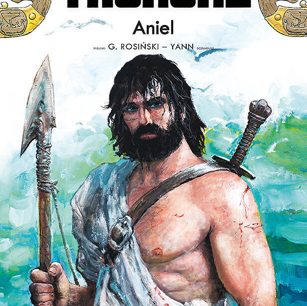 Thorgal - komiks - tom 36