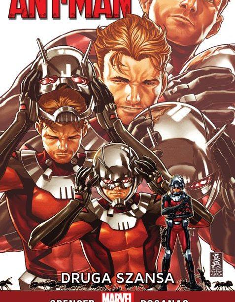 Ant-Man. Druga szansa