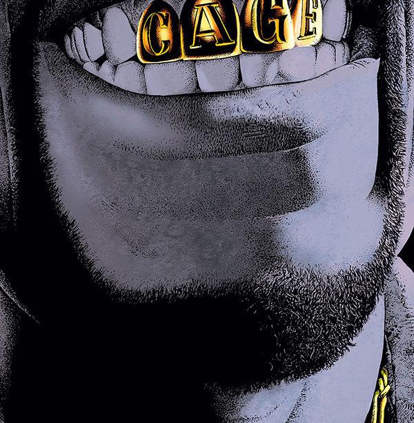 Cage komiks