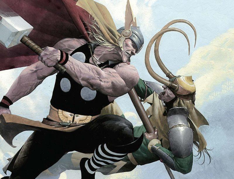 Loki komiks