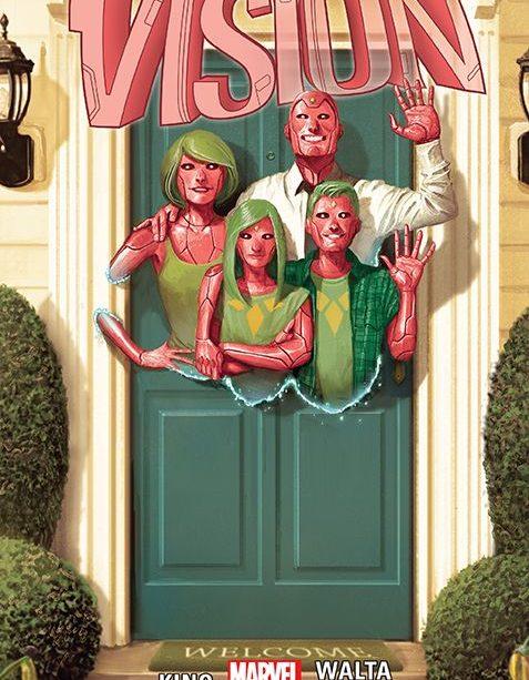 Vision komiks