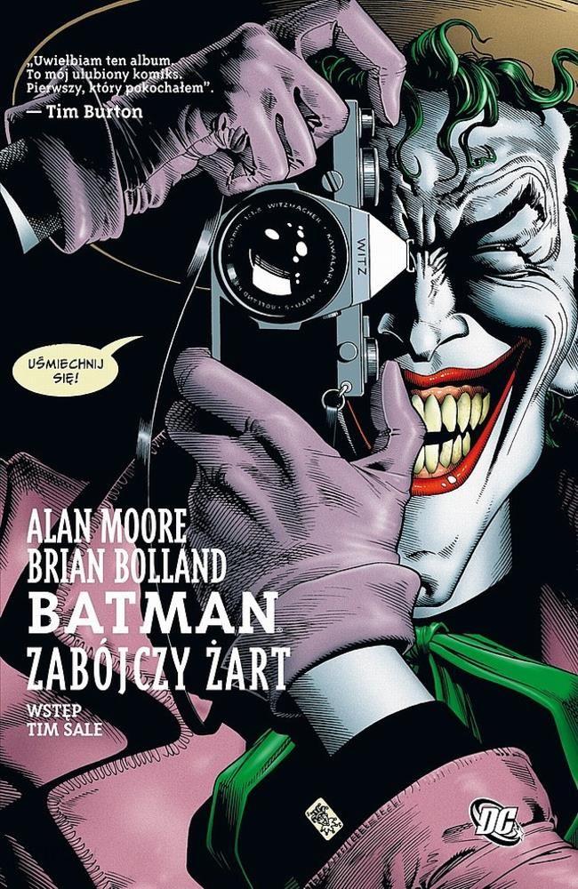 Najlepsze komiksy DC 1