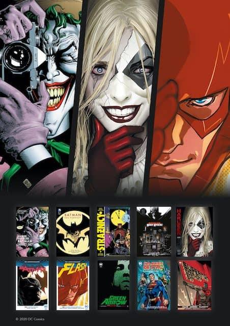 TOP 10 najlepsze komiksy DC