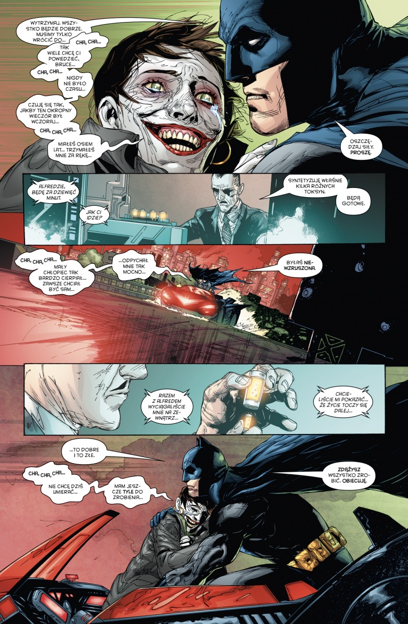 Batman Mitologia kadr