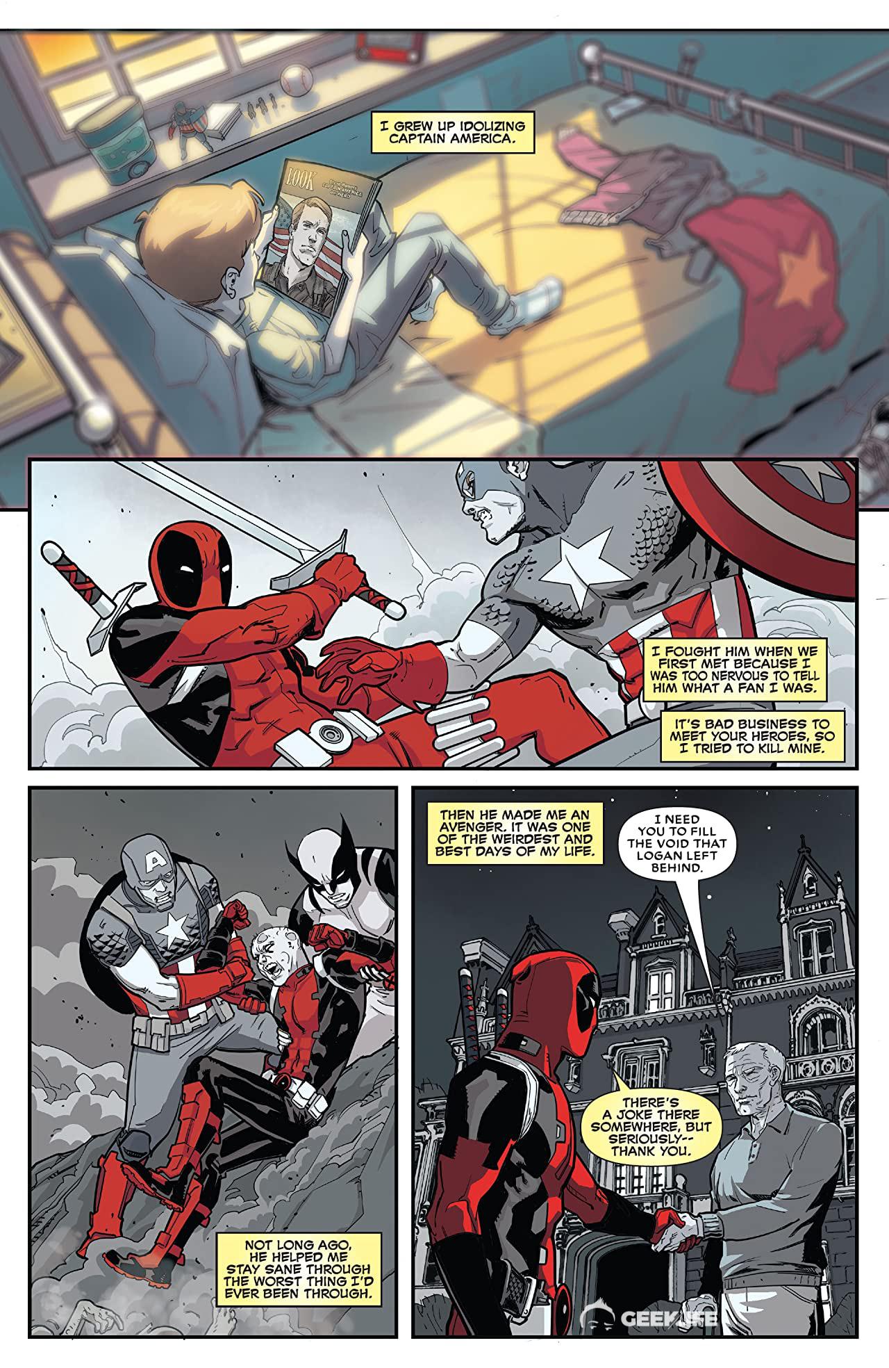 Deadpool Tajne Imperium kadr
