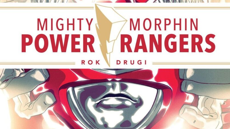 Power Rangers 2 komiks